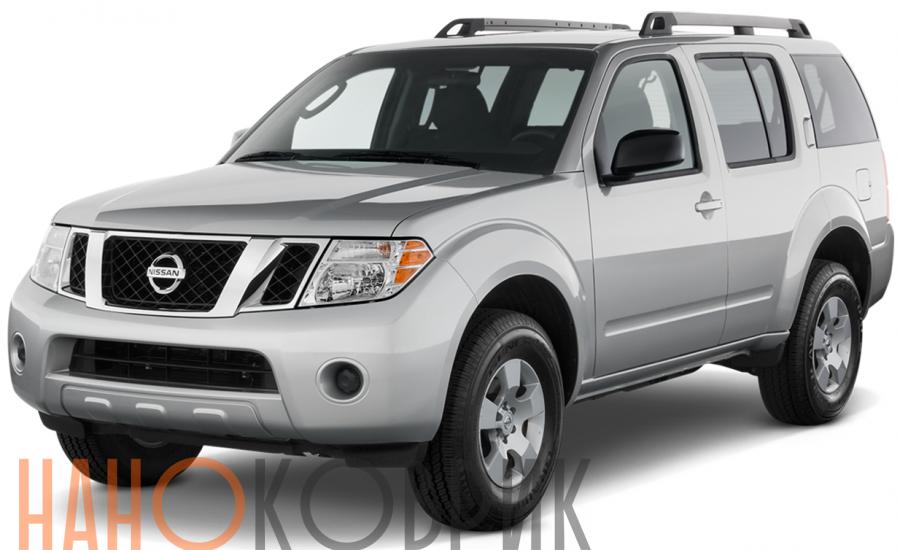 Автомобильные коврики для Nissan Pathfinder III рестайлинг (R51 5 мест) 2010-2014
