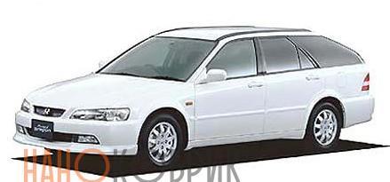 Автомобильные коврики для Honda Accord VI правый руль универсал 1997-2002