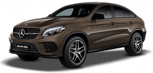 Mercedes-Benz GLE Coupe I (C292) 2014-