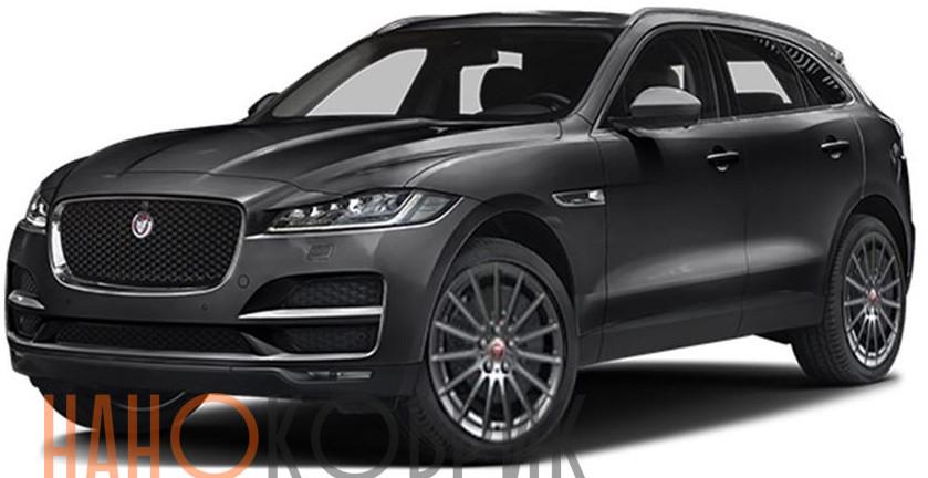 Автомобильные коврики ЭВА (EVA) для Jaguar F-Pace I 2015-