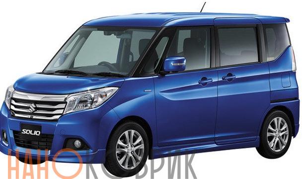 Автомобильные коврики для Suzuki Solio III правый руль 2015-