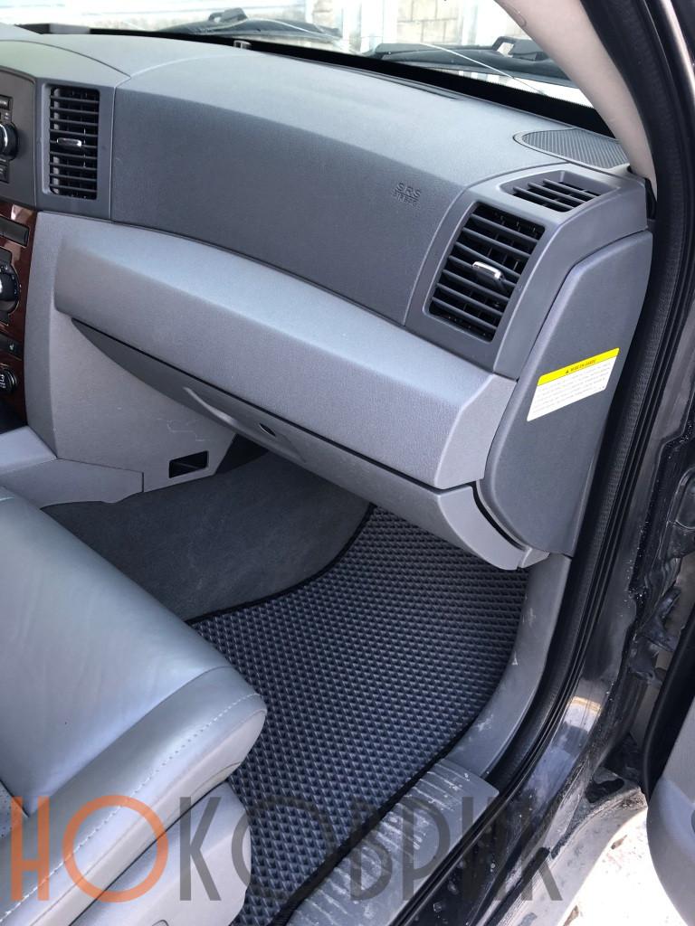 Автомобильные коврики ЭВА (EVA) для Jeep Grand Cherokee III (WK) 2004-2010