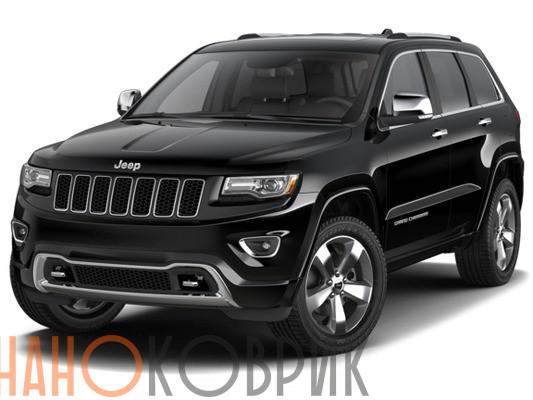 Автомобильные коврики ЭВА (EVA) для Jeep Grand Cherokee IV (WK2) 2010-