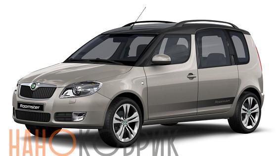 Автомобильные коврики ЭВА (EVA) для Skoda Roomster I (5J) 2006-2015