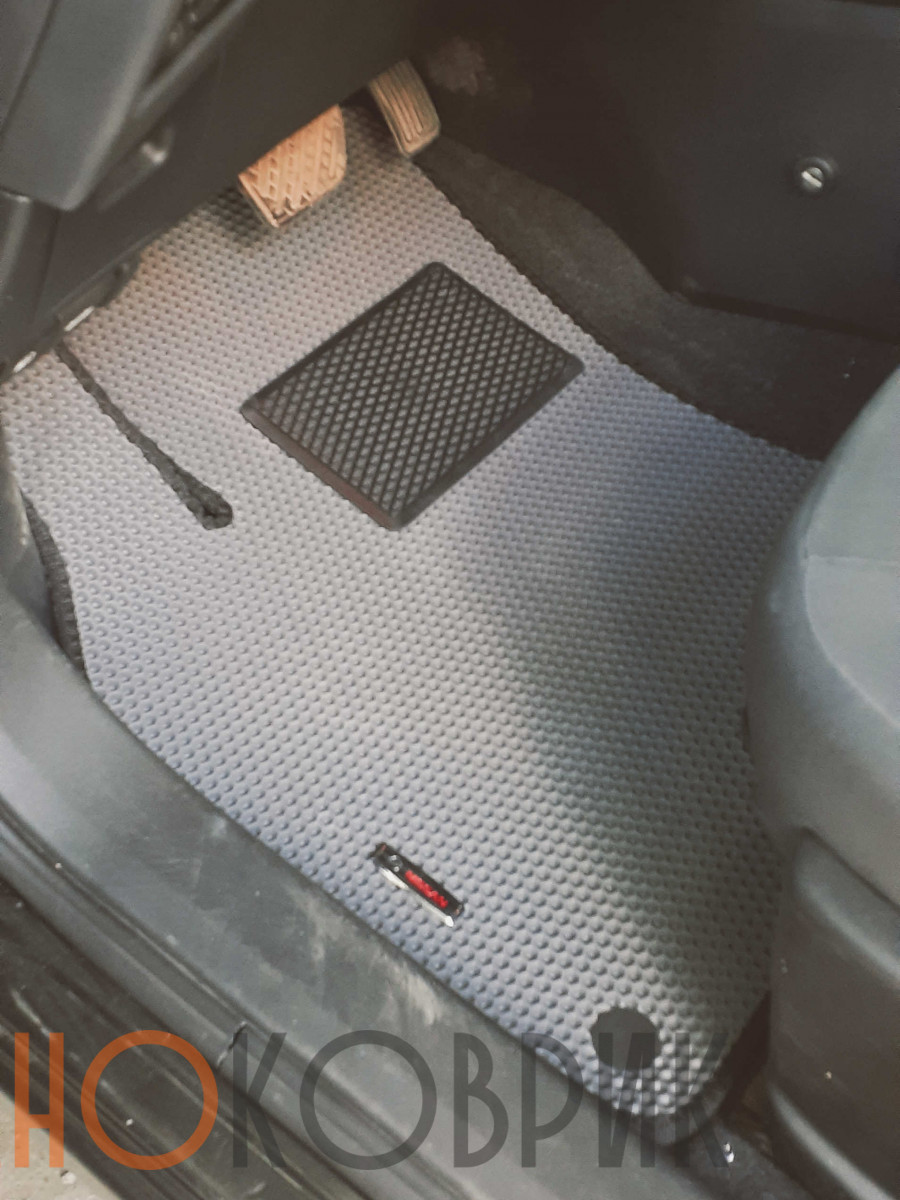Автомобильные коврики для Nissan Qashqai I (J10) 2006-2013