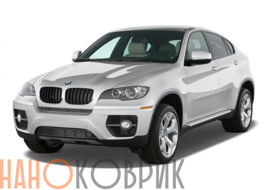 Автомобильные коврики для BMW X6 I (E71) 2008-2014