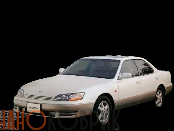 Автомобильные коврики ЭВА (EVA) для Toyota Windom I правый руль (V10) 1991-1996