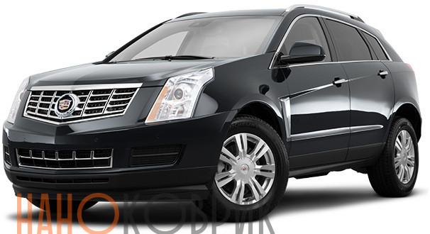 Автомобильные коврики ЭВА (EVA) для Cadillac SRX II 2010-2017