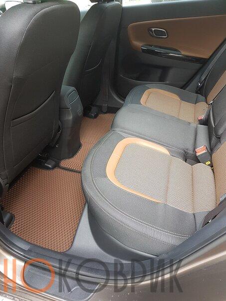 Автомобильные коврики ЭВА (EVA) для Kia cee'd II хэтчбек 5дв. (JD) 2012-2018