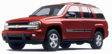 Chevrolet TrailBlazer I (GMT360) 2001-2010
