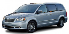 Chrysler Grand Voyager V (7 мест) 2008-2015