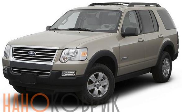 Автомобильные коврики для Ford Explorer IV (U251 5 мест) 2005-2011