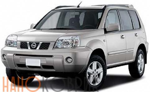 Автомобильные коврики для Nissan X-Trail I (T30) 2001-2006